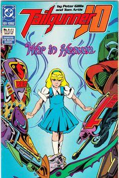 Vintage Tailgunner JO Number 6 Vintage Comic 1989