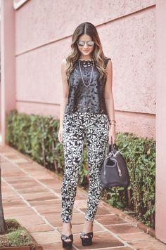 Meu look – Casual Style! por Thássia Naves | Blog da Thássia em abril 16, 2014