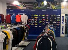 Joma se posiciona en Croacia abriendo su primera brand store