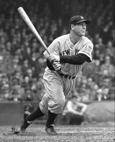 Lou Gehrig - Despite the name on the front of the jersey, still my favorite #4