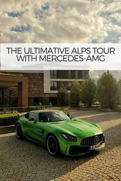 To celebrate the 50 Years Anniversary of Mercedes-AMG I was more than pleased being invited to attend the celebration event. In this blogpost I will share with you the highlights of the tour that led us on a sunny summer weekend from Munich to Berchtesgad
