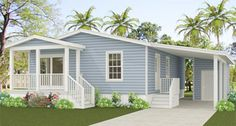 Manufactured Homes - Floor Plans | The T N R • Model TNR-2362A
