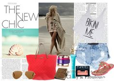 """""""Summer is not yet over"""" by lychmacalincag on Polyvore"""