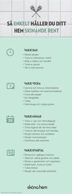 3 tips på vårstädning som ger ny energi till hemmet Konmari, Diy Home Decor Rustic, Bra Hacks, Décor Boho, Home Hacks, My New Room, Home Organization, Household Organization, Getting Organized