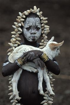 The Mursi. Many anthropologists consider the Lower Omo Valley, in Ethiopia, to…