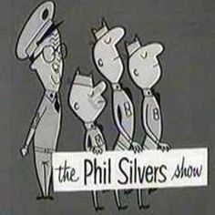 The Phil Silvers Show, originally titled You'll Never Get Rich, is a sitcom which ran on CBS from 1955-1959. The series starred Phil Silvers as Master Sergeant Ernest G. Bilko of the U. S. Army. The series was set in a sleepy post in Roseville, Kansas, and centered on the soldiers of the Fort Baxter motor pool under Sgt. Bilko who spent most of his time trying to make money through various scams and promotions. It was considered the top television comedy of its time. V Drama, Vintage Television, The Lone Ranger, Old Shows, I Remember When, Vintage Tv, Classic Tv, Classic Cars, Old Tv