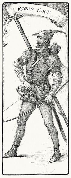 Louis Rhead: Robin Hood