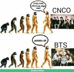 Ehhh..que puedo decir...no me gusta juzgar a CNCO...pero buen Meme