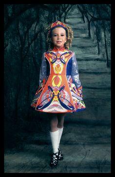 Irish_Dance__Solo_Dress_1_by_xoxSarahxox.jpg (650×1000)