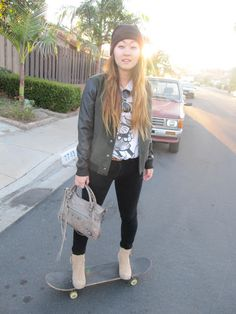 letterman jacket and velvet pants!   Follow me here   http://ko-efficient.blogspot.com/
