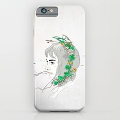 Audrey 004.2 iPhone & iPod Case by SEVENTRAPS   Society6