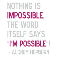 Audrey Hepburn quotes..