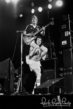 AC/DC baby!! Photo By Steve Emberton - one of the greats. #acdc #angusyoung