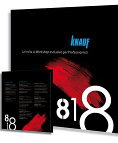 Invite for Knauf by Liberamentedesign