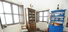 Ferienhaus: Casa del Toro in Tovere di Amalfi - Blick in die schöne Küche. www.amalfi-ferien.de