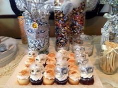 Masquerade Birthday Party Ideas | Photo 1 of 16 | Catch My Party