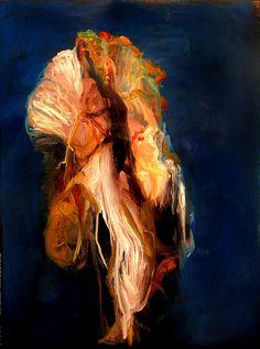 Joseba Eskubi  Técnica mixta, 2012  Oil on canvas