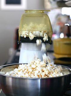salt and vinegar popcorn