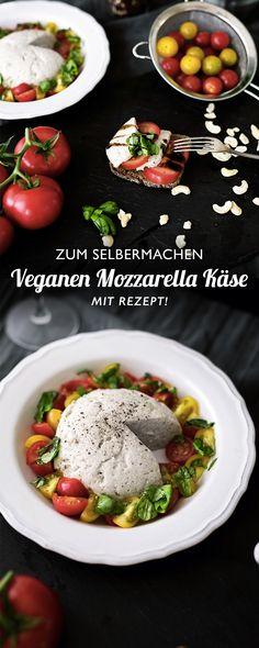 Mozarella vegan Rezept; Mozarella Käse vegan; vegane rezepte deutsch, vegane rezepte Mittag, vegane rezepte schnell, vegane rezepte backen, vegane rezepte Abendessen, vegane rezepte gesund, gesundes essen, gesunde rezepte, vegane rezepte Attila Hildmann, vegane rezepte, vegane rezepte einfach, vegane rezepte abnehmen