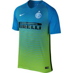 Inter Milan 16/17 Third Soccer Jersey  | $89.99 | Holiday Gift & Stocking Stuffer ideas for the Inter Milan fan at WorldSoccerShop.com