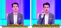 21 Times Jimmy Carr Was The Most Hilarious Man In Britain Silly Memes, Funny Memes, Hilarious, Jokes, British Humor, British Comedy, Stand Up Comedy Shows, Great Insults, Humor