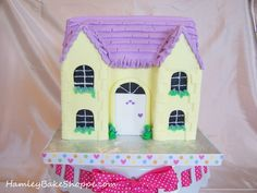 Doll House Cake