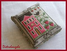 Pinner said:  OMG, there are pages and pages of beautifully finished pieces to make any stitcher envious