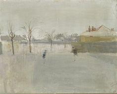 Victor Pasmore, Winter Scene