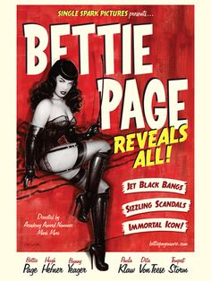 Bettie Page: innocent sexy