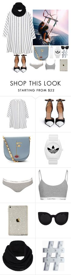 """""""love friend"""" by remooooo ❤ liked on Polyvore featuring MANGO, Givenchy, Lulu Guinness, adidas, Calvin Klein and prAna"""