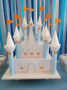 Bolo Castelo  Bolo Cinderela  Cake  Bolo fake