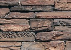 Exterior Stone - Coronado Palmetto Blend - Old World Ledge