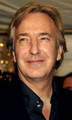 Alan Rickman - why are you soooo beautiful????