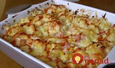 Serbian Recipes, Freezer Meals, Pasta Dishes, Potato Salad, Cauliflower, Macaroni And Cheese, Meal Planning, Pizza, Cooking Recipes