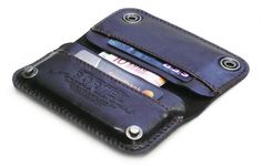 Iphone wallet. Pretty smooth.