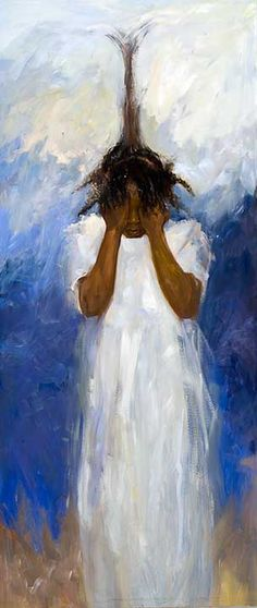 """""""Shamed"""" by Tyrone Geter  I had the amazing opportunity to study under him. He is brilliant, kind and not only a great teacher, he is  absolutely one of the most  gifted and hard working artist I have ever known."""