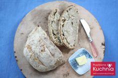 #chleb wiejski na zakwasie żytnim - #przepis na domowy chleb na zakwasie krok po kroku  http://pozytywnakuchnia.pl/chleb-wiejski/  #kuchnia #pieczywo