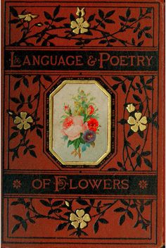 Book Cover of The Language of Flowers 1876 | Flickr
