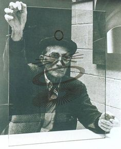 """Marcel Duchamp"", 1967. Richard Hamilton"