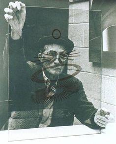 """Marcel Duchamp"", 1967. Richard Hamilton"