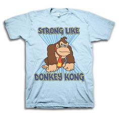Nintendo Donkey Kong T-Shirt, $19, now featured on Fab.