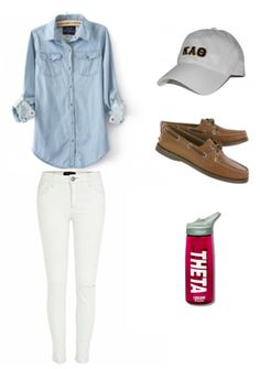 Easy Outfits For Stressful Times