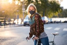 breathing masks - Airinum is a Swedish company that had everyone's health in mind while designing these chic breathing masks for the city. The masks filter out...