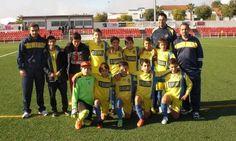 Futebol/Formação: Sub-13 de «O Elvas» CAD vencem Torneio de Abertura