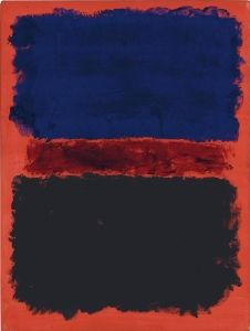 Mark Rothko, Untitled ( Blue, Red, Black on Red), 1967 Mark Rothko, Rothko Art, Artist Life, Artist Art, Abstract Painters, Abstract Art, Everything Is Illuminated, Robert Motherwell, Willem De Kooning