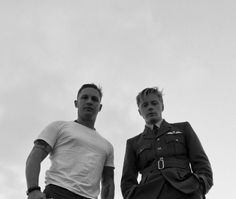 tom hardy & jack lowden