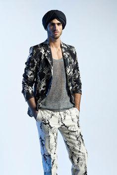 Jean Paul Gaultier Spring 2013 Menswear Collection