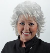Popular celebrity chef Paula H. Deen was born in Albany, Georgia, but resides in Savannah, where she owns and operates The Lady & Sons restaurant with her sons, Jamie and Bobby Deen. She has also published five cookbooks. (image courtesy Goodreads author profile)
