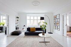 Un piso minimalista, ¿qué os parece este estilo?