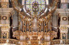 Domchor Brixen Kirchenmusik im Dom zu Brixen Südtirol - Organi in duomo
